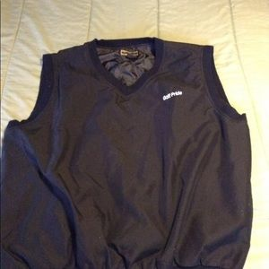 Men's North End Golf Vest Size 2XL